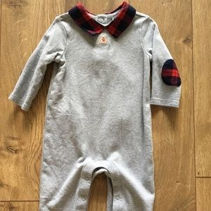 Janie and Jack Baby Coverall